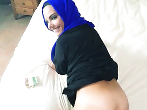 Arab stunner anal first-ever time Anything to Help The Scanty