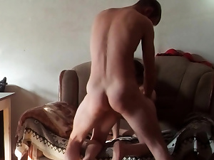 Steamy stepmom gets a donger inwards of her