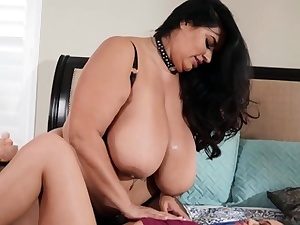 Super-steamy And Mean - Sofia Rose Vina Sky