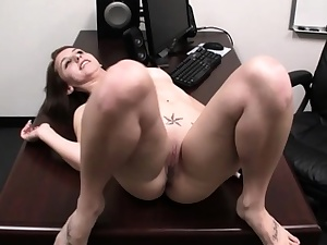 Nice Teen Gabrielle Face Drills Trouser snake and Gets Screwed